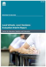 Download Local Schools, Local Decisions interim evaluation report (PDF, 2MB)