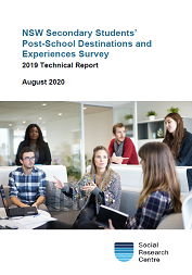 NSW Secondary Students' Post-School Destinations and Experiences Survey – Technical report (PDF, 4.6MB)