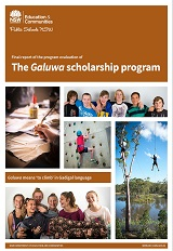 Galuwa Scholarship Prog Final Rpt 2015