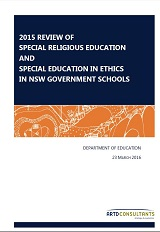 Special Religious Ed Special Ed Ethics 2015 Review