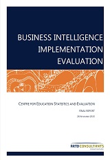 Business Intelligence Implementation Eval Final Rpt 2015