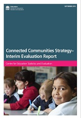 Connected Communities Strategy Interim Rpt