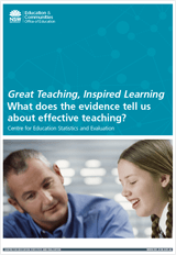 Great Teaching, Inspired learning