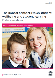 The impact of bushfires on student wellbeing and student learning (PDF, 1.3MB)