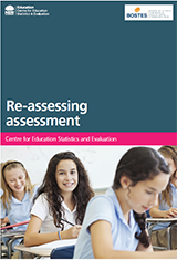 Download Re-assessing assessment (PDF, 800kB).