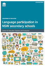 language participation in NSW secondary schools litreview