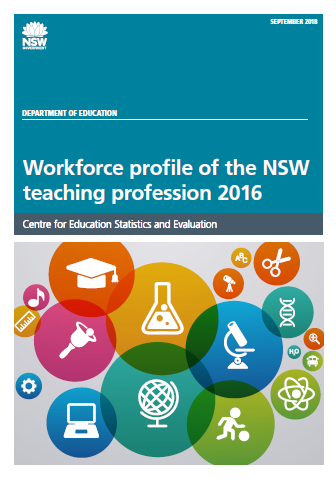 Workforce profile of the NSW teaching profession 2016 (PDF, 6MB)